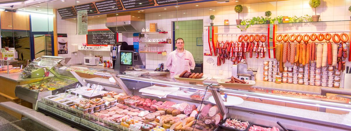 Fleischerei leiste Filiale in den Altstadtpassagen